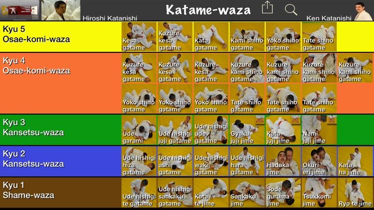 Judo Gokyo screenshot-4