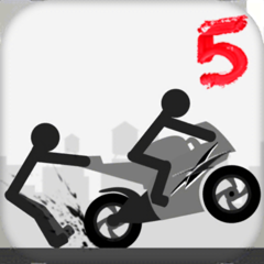 Stickman Racer Destroyer