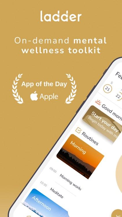 Ladder: Mental Health Tracker