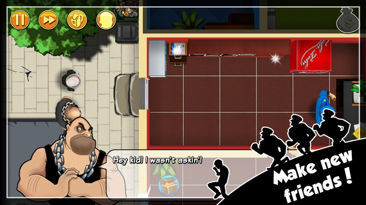 Robbery Bob™ screenshot-4
