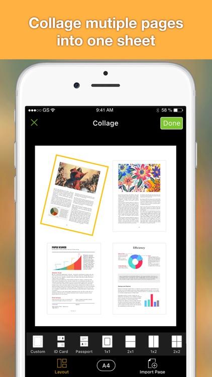 Doc OCR Pro - Book PDF Scanner screenshot-4