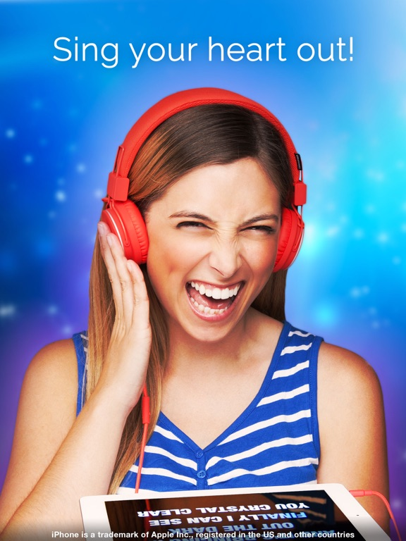 Free Karaoke! Sing karaoke on YouTube with Yokee screenshot