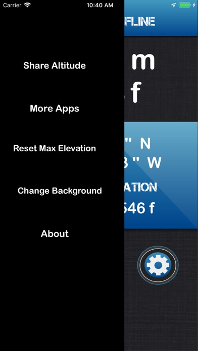 Screenshot for Altimetro Offline in Chile App Store