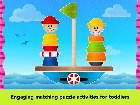 Toddler puzzles games for kids screenshot 14