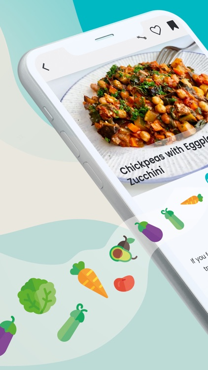 Nooddle - Easy healthy recipes screenshot-0