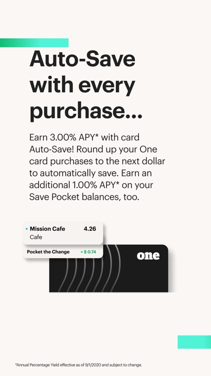 One – Mobile Banking screenshot-4