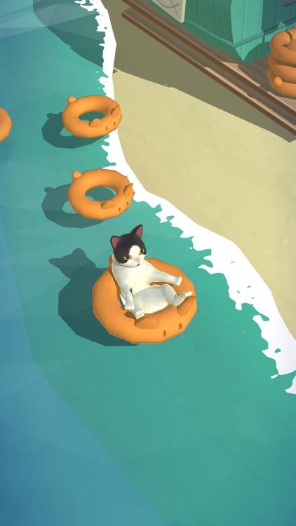 냥냥 고양이 리조트 screenshot-5