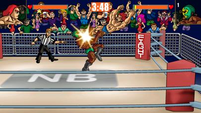 Screenshot from Slam Mania
