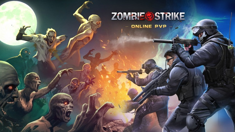 Zombie Strike:Dead Battlelands screenshot-3