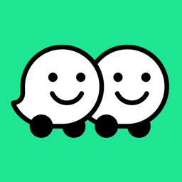 Ícone do app Waze Carpool