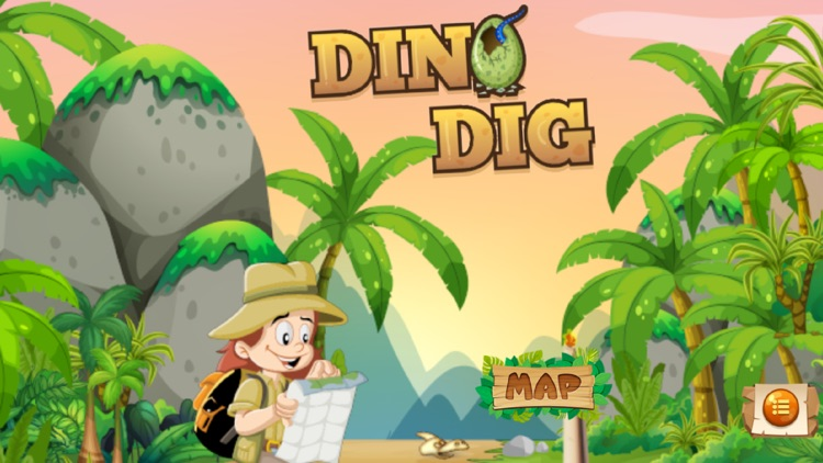 Dino Dig Adventure screenshot-6
