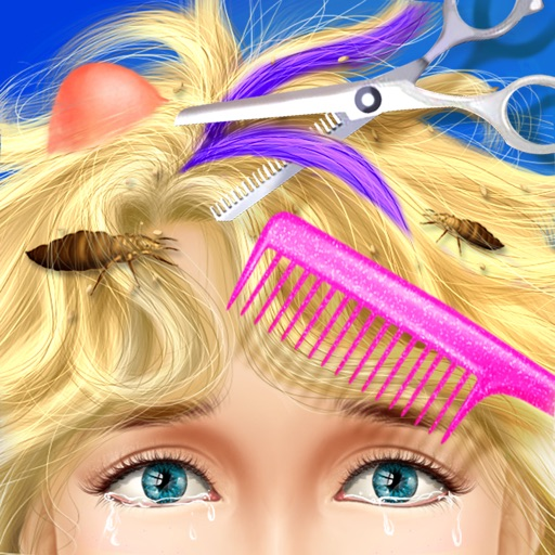 Princess HAIR Salon: Spa Games iOS App
