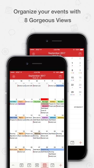 Screenshot #7 for Tiny Calendar Pro