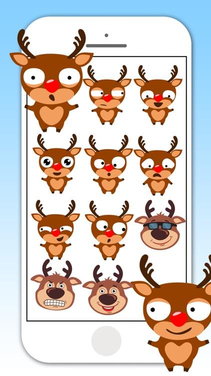 Deer Emojis & Stickers