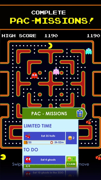Pac Man review screenshots