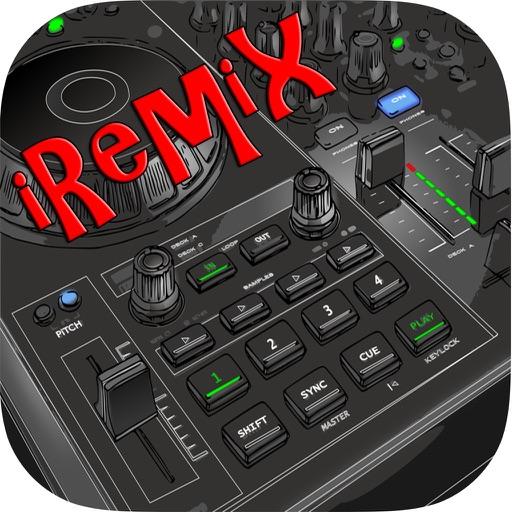 iRemix - Portable Music DJ