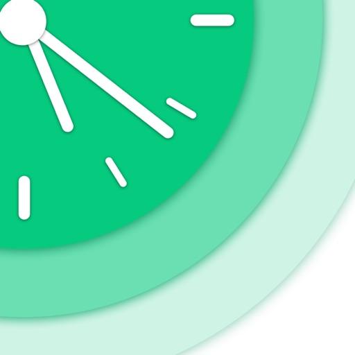 Clock In: Work Time Tracker iOS App