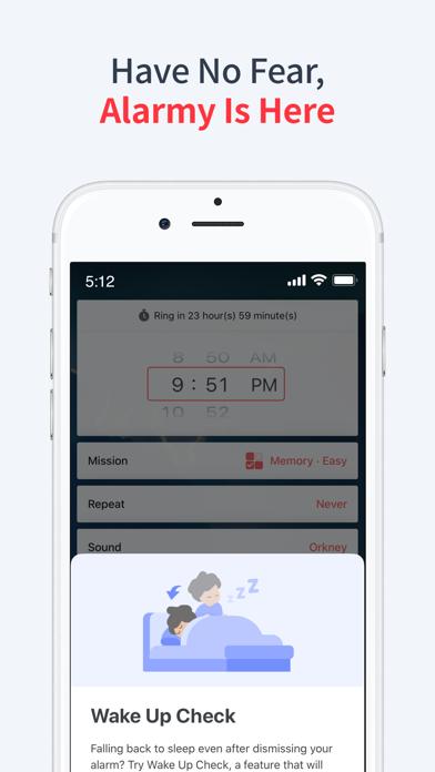 Morning Alarm Clock - Alarmy Screenshot