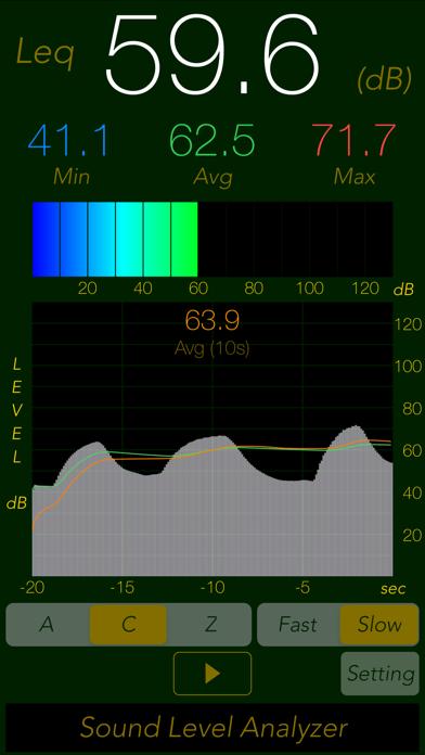 Sound Level Analyzer Liteのおすすめ画像2