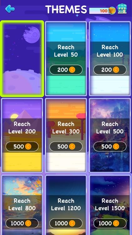 Word Stacks - Swipe Puzzle screenshot-4