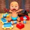 虚拟顽皮婴儿模拟器