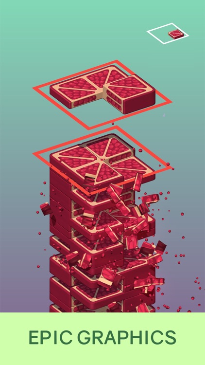 Juicy Stack - 3D Tile Puzzlе screenshot-3