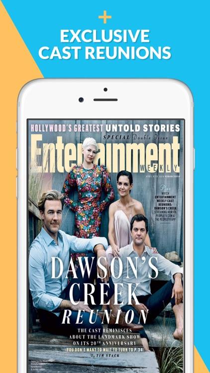 Entertainment Weekly Magazine screenshot-4