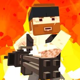 Pixel Gun Shooter Sniper 3D