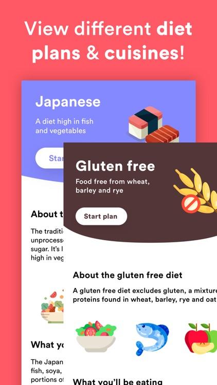 Meals - Healthy Meal Planner screenshot-5