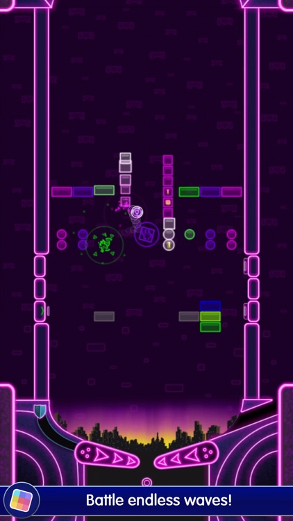 Pinball Breaker - GameClub screenshot-4