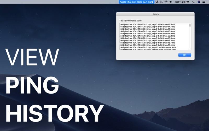 Boomerang - Ping and Latency Screenshot