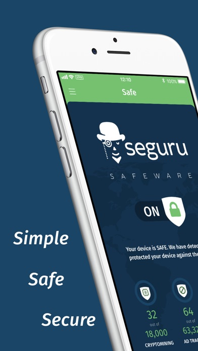 Download Seguru Safeware VPN+ for Pc