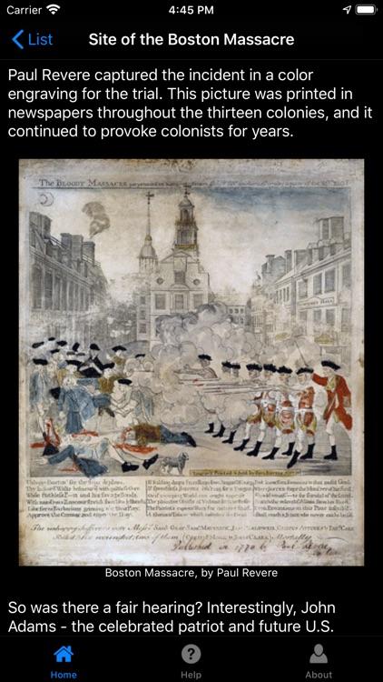 Historic Boston screenshot-8