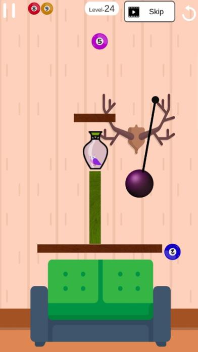 Lucky Birds - Knock Balls screenshot three