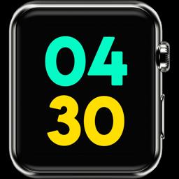 Ícone do app Clock Dock