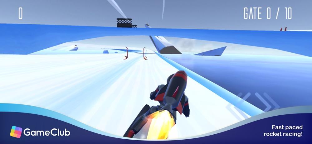 Rocket Ski Racing – GameClub
