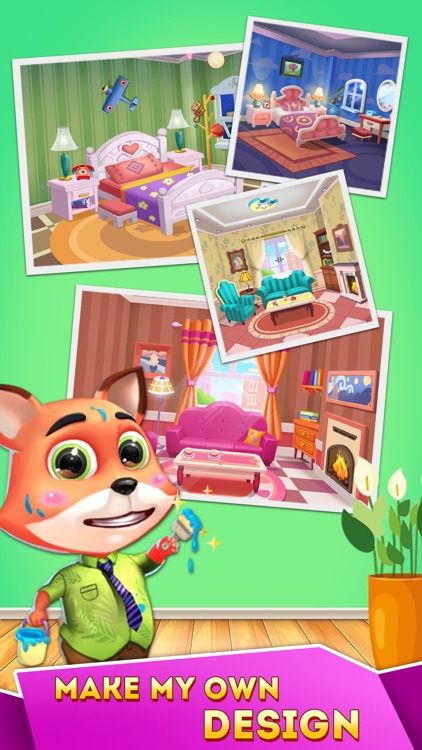Cat Runner - Decorate Home screenshot-3