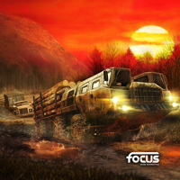 MudRunner Mobile - FOCUS HOME INTERACTIVE Cover Art