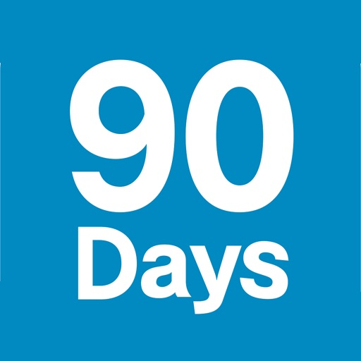 90daysアプリ