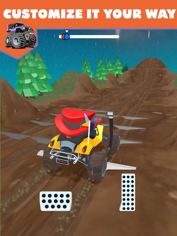 Offroad Race screenshot 13
