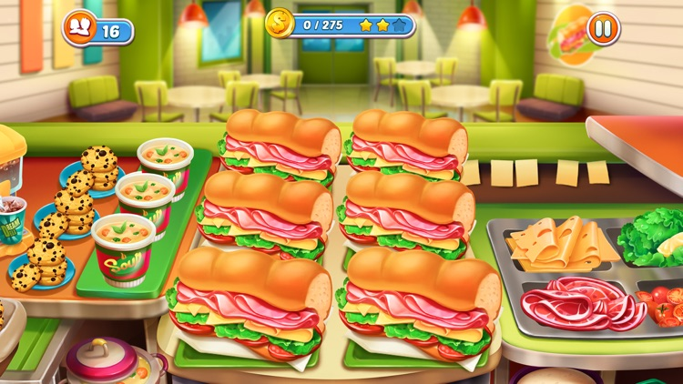 Cook It: Cooking-Frenzy Game screenshot-3
