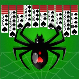 .Spider Solitaire!