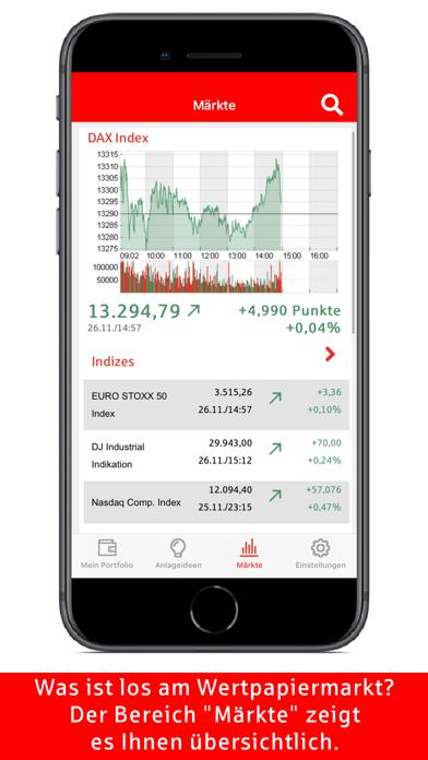 S-Invest - Wertpapiere & BörseScreenshot von 7