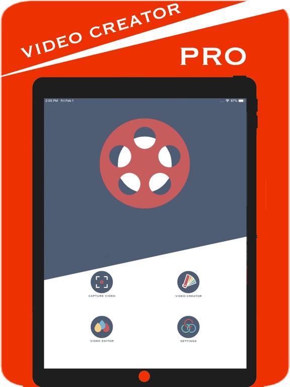 Flipagram Slideshow Maker-ipad-0