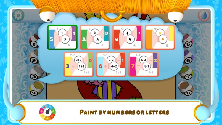 Color by Numbers - Christmas + screenshot-6