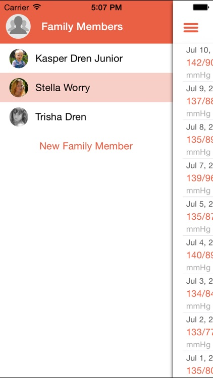 Axilla Personal Health Record screenshot-2