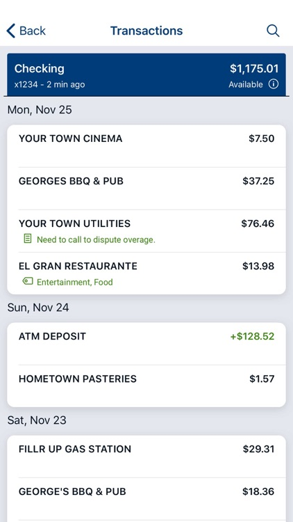 CME FCU Mobile screenshot-3