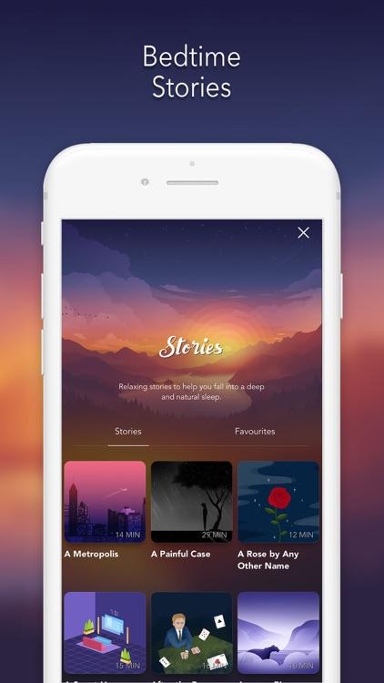 Sleepoo : Sleep Stories, Calm screenshot-3