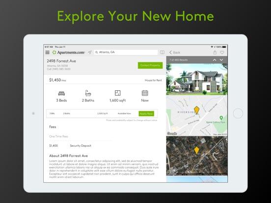 Apartments.com - Apartment Search screenshot