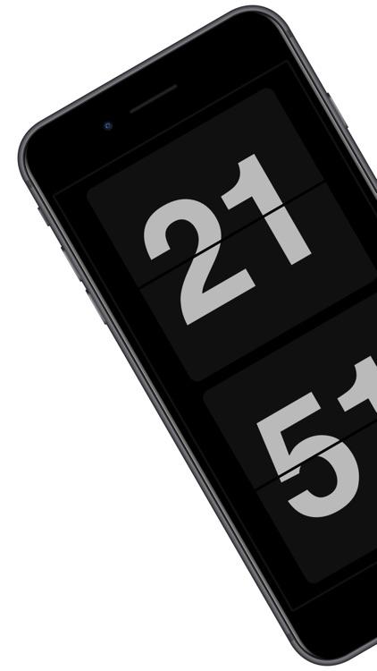 Zen Flip Clock